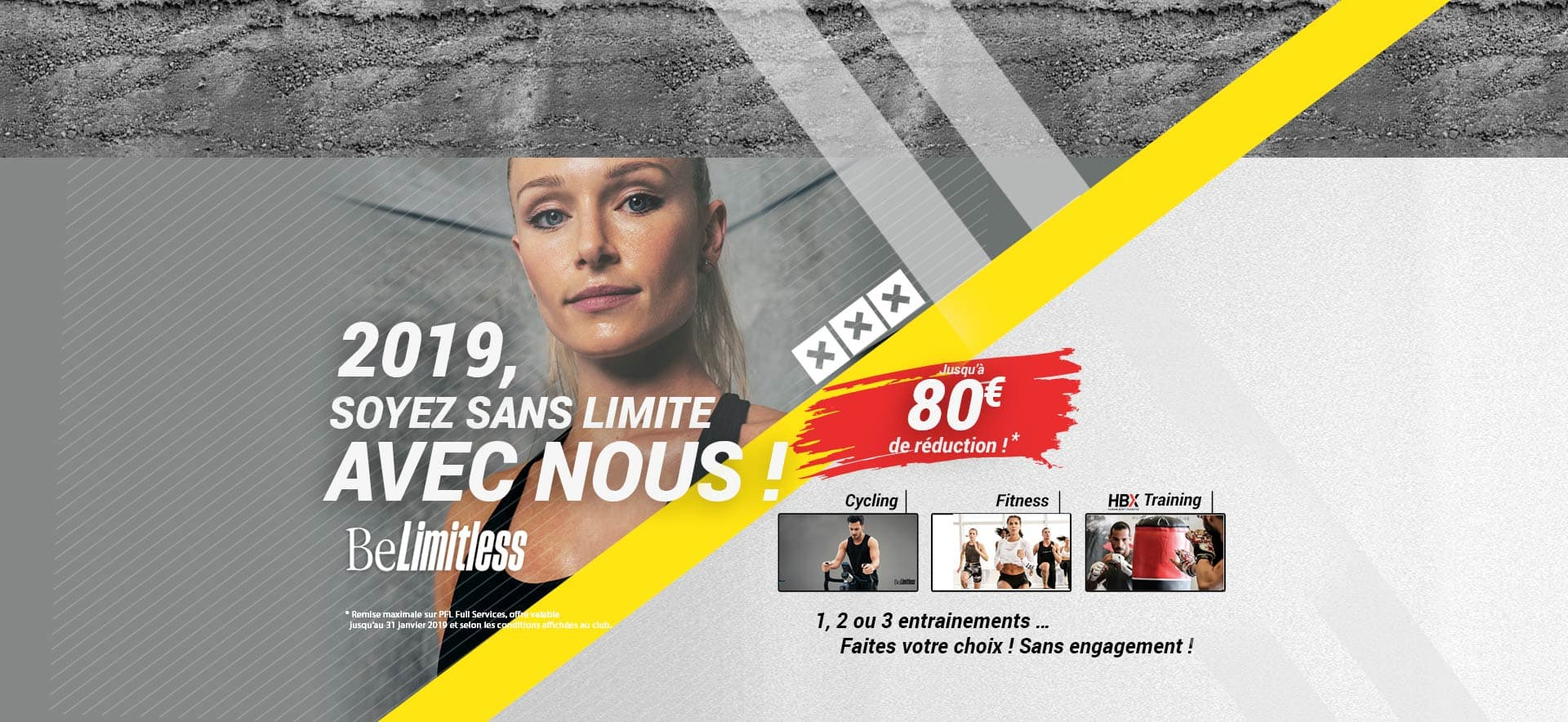 SITE – Header Page d'accueil